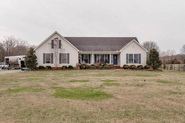1625 Grace Ledford Rd, Lewisburg, TN 37091 (MLS #RTC2117210) :: The Group Campbell powered by Five Doors Network