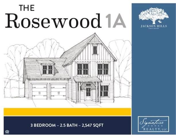 837 Plowson Road #662, Mount Juliet, TN 37122 (MLS #RTC2117273) :: Village Real Estate