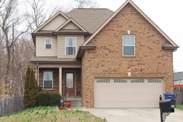 944 Excalibur Dr, Clarksville, TN 37040 (MLS #RTC2117294) :: Village Real Estate