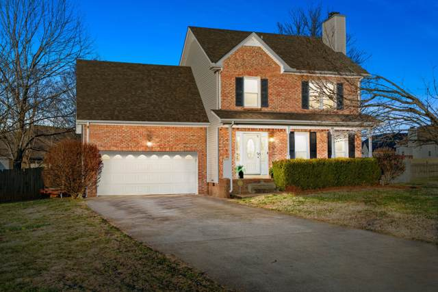 1105 Travis Place N, Clarksville, TN 37040 (MLS #RTC2117346) :: The Justin Tucker Team - RE/MAX Elite