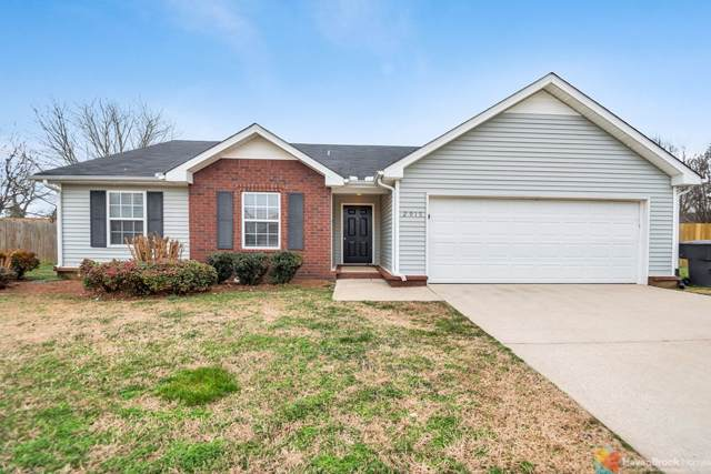2915 Boyle Ct, Murfreesboro, TN 37128 (MLS #RTC2117356) :: The Milam Group at Fridrich & Clark Realty