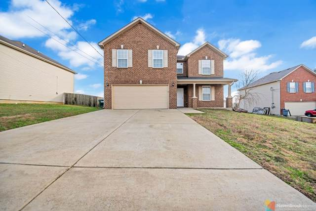 1122 Harmony Ln, La Vergne, TN 37086 (MLS #RTC2117363) :: The Milam Group at Fridrich & Clark Realty