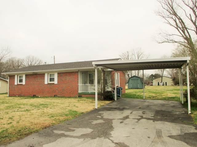 922 Oak St, Manchester, TN 37355 (MLS #RTC2117394) :: Village Real Estate