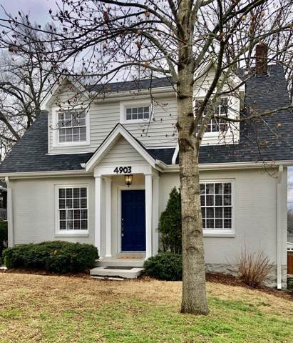 4903 Elkins Avenue, Nashville, TN 37209 (MLS #RTC2117422) :: The Justin Tucker Team - RE/MAX Elite