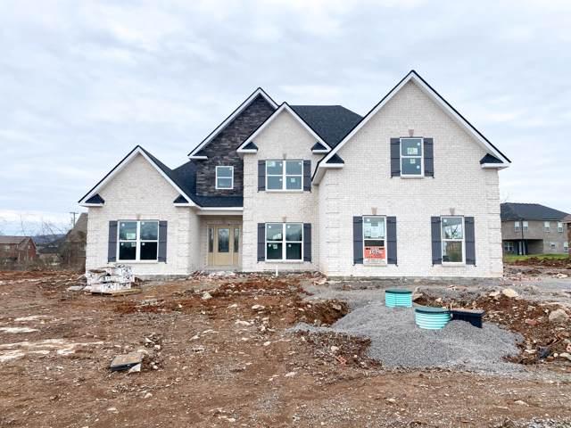 1107 Escalade Court, Lascassas, TN 37085 (MLS #RTC2117434) :: John Jones Real Estate LLC