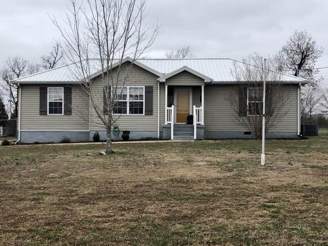 306 Cayenne Rd, Bell Buckle, TN 37020 (MLS #RTC2117490) :: Nashville on the Move