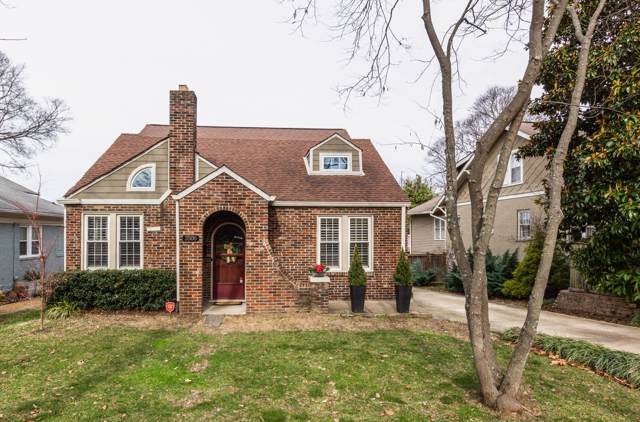 3506 Murphy Rd, Nashville, TN 37205 (MLS #RTC2117511) :: The Justin Tucker Team - RE/MAX Elite