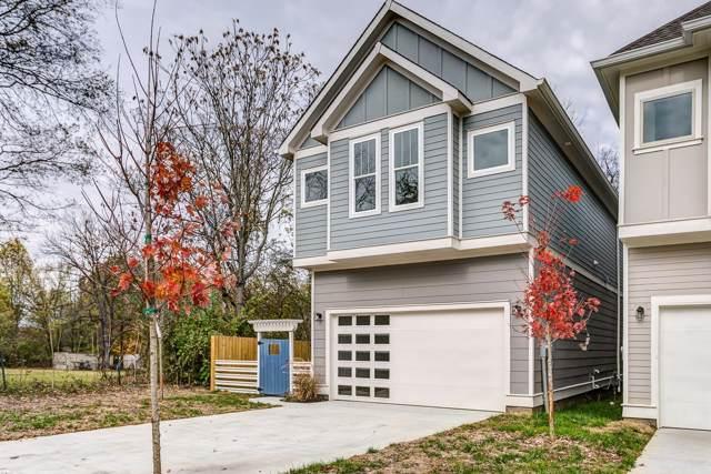 2237 Greenwood Ave, Nashville, TN 37206 (MLS #RTC2117533) :: Berkshire Hathaway HomeServices Woodmont Realty