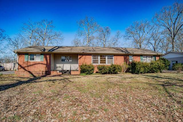 608 Westwood Dr, Tullahoma, TN 37388 (MLS #RTC2117549) :: Village Real Estate