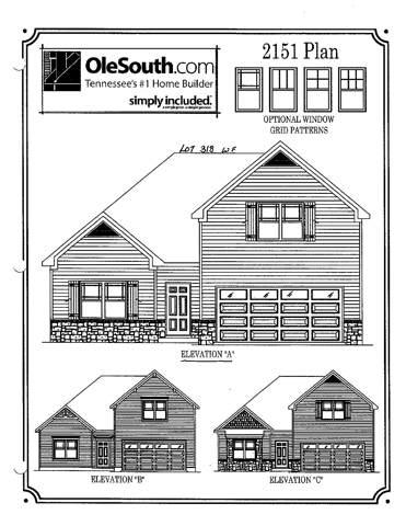 4424 Nickel Trace Lot 318, Murfreesboro, TN 37128 (MLS #RTC2117593) :: REMAX Elite