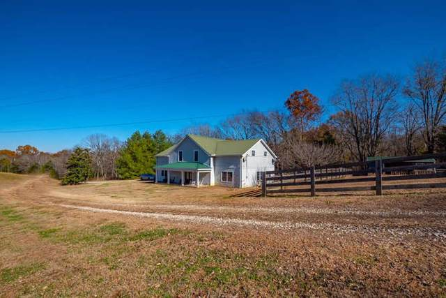 3660 Highway 50 E, Duck River, TN 38454 (MLS #RTC2117660) :: Hannah Price Team