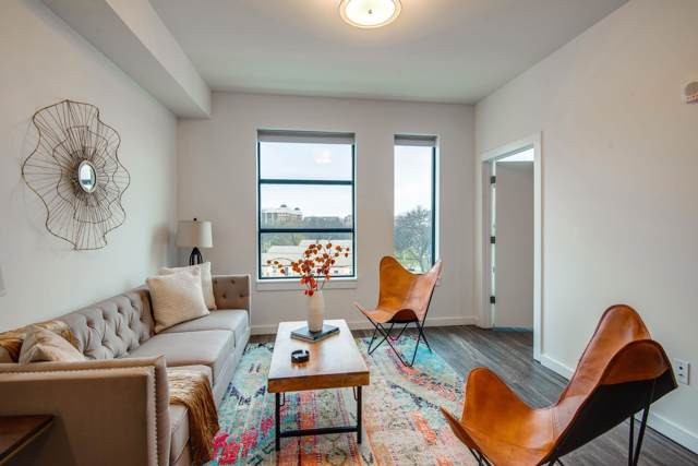 1900 12th Ave S # 212, Nashville, TN 37203 (MLS #RTC2117668) :: The Group Campbell powered by Five Doors Network