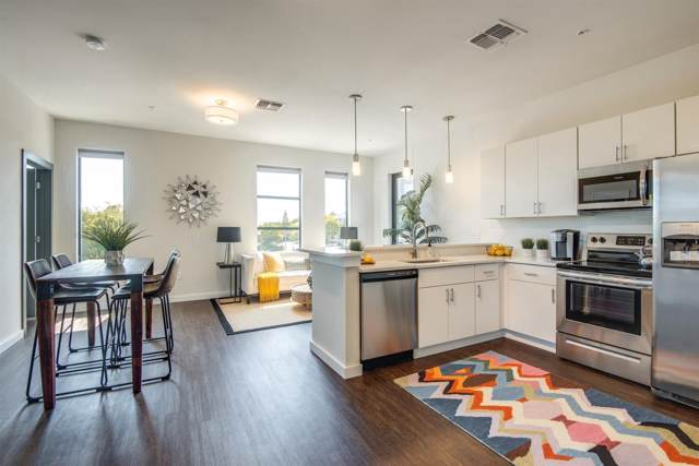 1900 12th Ave S #214, Nashville, TN 37203 (MLS #RTC2117669) :: The Group Campbell powered by Five Doors Network