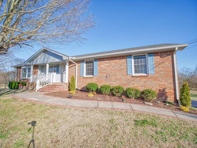 124 Hunters Ln, Hendersonville, TN 37075 (MLS #RTC2117836) :: The Group Campbell powered by Five Doors Network