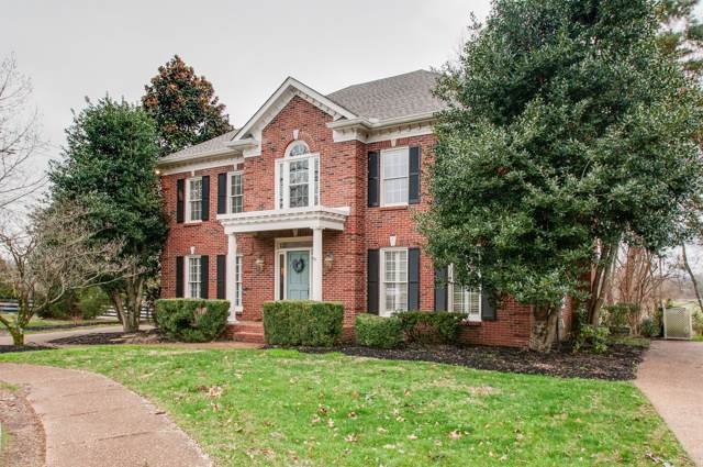 1601 Nottingham Pl, Nashville, TN 37221 (MLS #RTC2117847) :: The Milam Group at Fridrich & Clark Realty