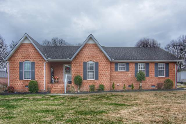 445 Courtnea Ln, Manchester, TN 37355 (MLS #RTC2117870) :: DeSelms Real Estate
