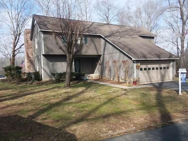 879 Carter Blake Rd, Tullahoma, TN 37388 (MLS #RTC2117971) :: FYKES Realty Group