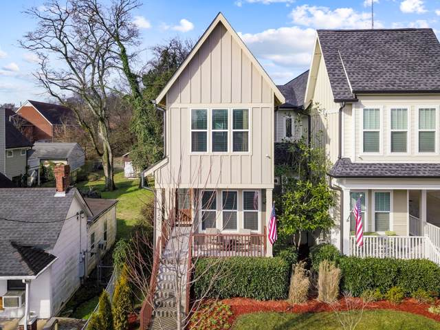 2207 11th Ave S, Nashville, TN 37204 (MLS #RTC2118005) :: The Milam Group at Fridrich & Clark Realty