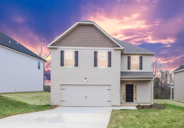 1275 Black Oak Cirlce, Clarksville, TN 37042 (MLS #RTC2118020) :: The Matt Ward Group