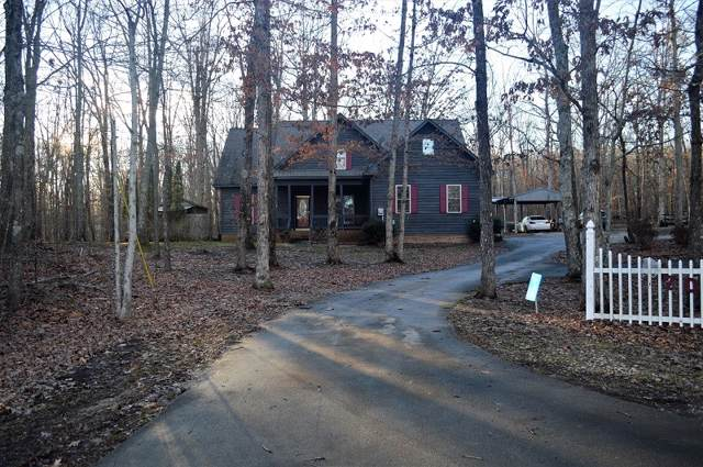 706 Mountain Shadows Dr, Monteagle, TN 37356 (MLS #RTC2118023) :: Five Doors Network