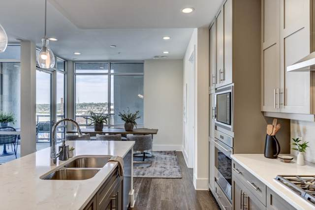 20 Rutledge St #208, Nashville, TN 37210 (MLS #RTC2118099) :: Oak Street Group
