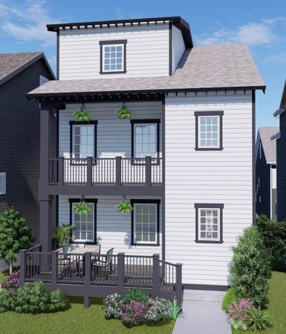 3306 Joggers Pass, Lot 23, Nashville, TN 37206 (MLS #RTC2118102) :: Oak Street Group