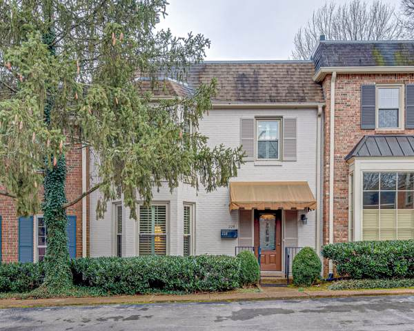 4400 Belmont Park Ter #226, Nashville, TN 37215 (MLS #RTC2118117) :: Oak Street Group