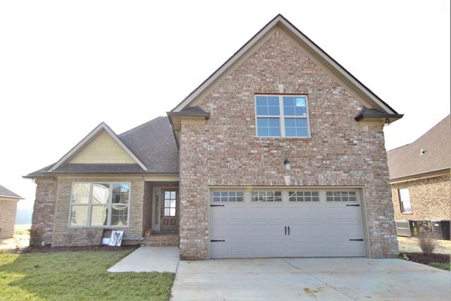 817 Ella Lane #36, Clarksville, TN 37043 (MLS #RTC2118136) :: Maples Realty and Auction Co.