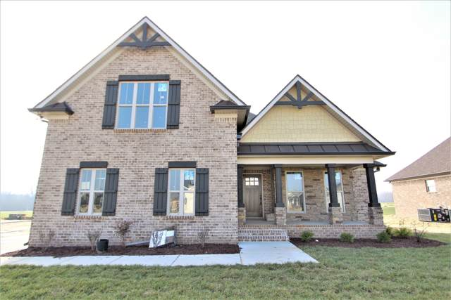 352 Lowline Dr. #37, Clarksville, TN 37043 (MLS #RTC2118143) :: Maples Realty and Auction Co.