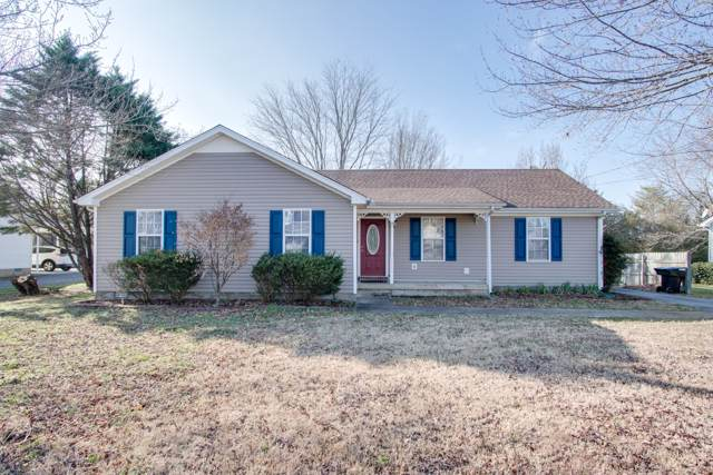 2913 Meadowhill Dr, Murfreesboro, TN 37130 (MLS #RTC2118180) :: Maples Realty and Auction Co.