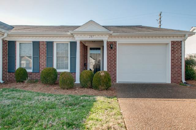 287 Cana Cir, Nashville, TN 37205 (MLS #RTC2118203) :: Oak Street Group