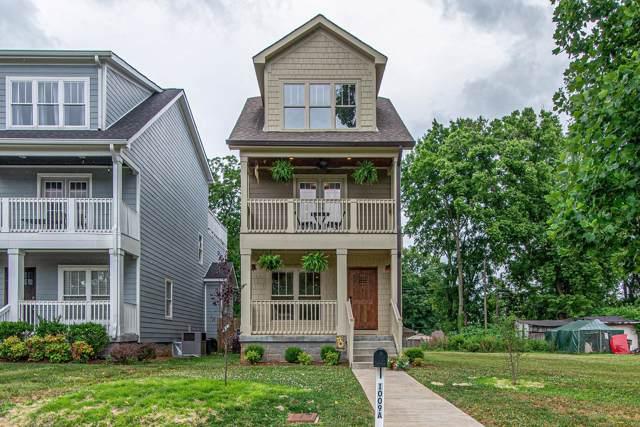 1009A N 5Th St, Nashville, TN 37207 (MLS #RTC2118243) :: Oak Street Group
