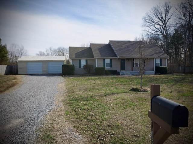 105 Taborwood Trl, Murfreesboro, TN 37127 (MLS #RTC2118273) :: The Matt Ward Group