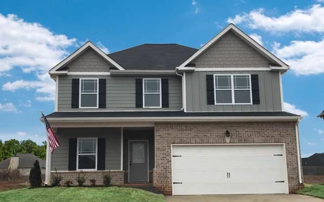 8 Brady Estates, Murfreesboro, TN 37127 (MLS #RTC2118293) :: Cory Real Estate Services