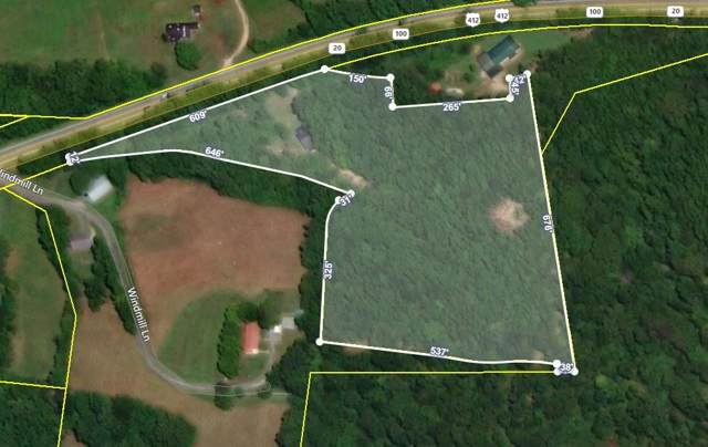 596 Highway 412 E, Linden, TN 37096 (MLS #RTC2118360) :: Village Real Estate