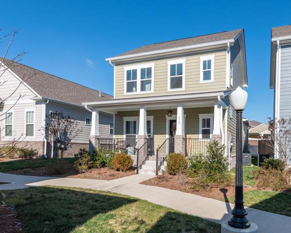 513 Pleasant St, Nolensville, TN 37135 (MLS #RTC2118380) :: Benchmark Realty