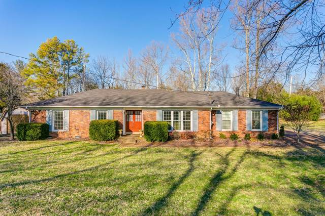 1184 Brookside Dr, Franklin, TN 37069 (MLS #RTC2118393) :: The Group Campbell powered by Five Doors Network
