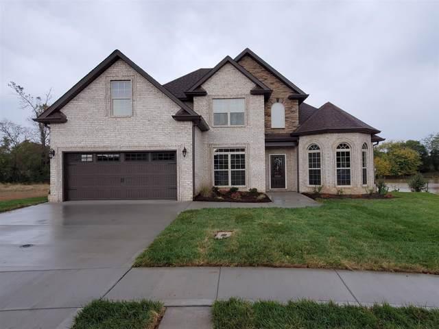 711 Farmington, Clarksville, TN 37043 (MLS #RTC2118424) :: Ashley Claire Real Estate - Benchmark Realty
