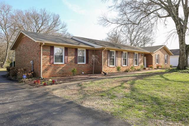 2706 Amber Dr, Murfreesboro, TN 37129 (MLS #RTC2118601) :: Village Real Estate