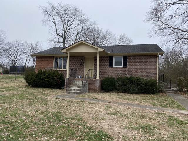 2112 S Main St, Springfield, TN 37172 (MLS #RTC2118673) :: The Group Campbell powered by Five Doors Network