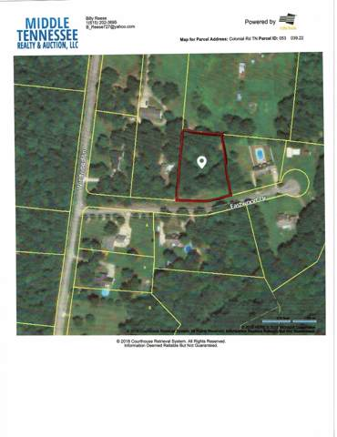 0 Eastwood Dr, Hohenwald, TN 38462 (MLS #RTC2118709) :: Nashville on the Move