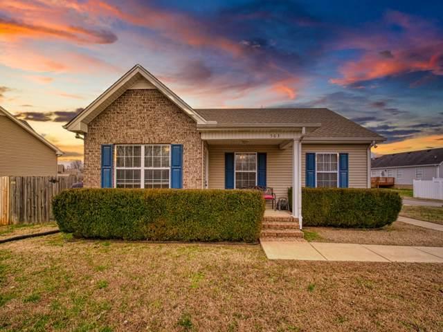 563 Preakness Ci, Pleasant View, TN 37146 (MLS #RTC2118793) :: Team George Weeks Real Estate