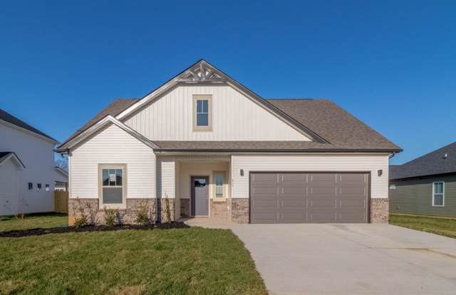 27 Reserve At Sango Mills, Clarksville, TN 37043 (MLS #RTC2118935) :: The Kelton Group