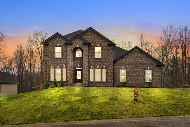 67 Reda Estates, Clarksville, TN 37042 (MLS #RTC2119046) :: Christian Black Team