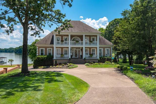 106 South Governors Cove, Hendersonville, TN 37075 (MLS #RTC2119104) :: PARKS