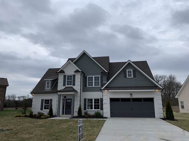 440 Beulah Rose Drive, Murfreesboro, TN 37128 (MLS #RTC2119116) :: REMAX Elite