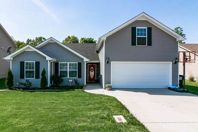 1196 Freedom Dr, Clarksville, TN 37042 (MLS #RTC2119186) :: The Kelton Group