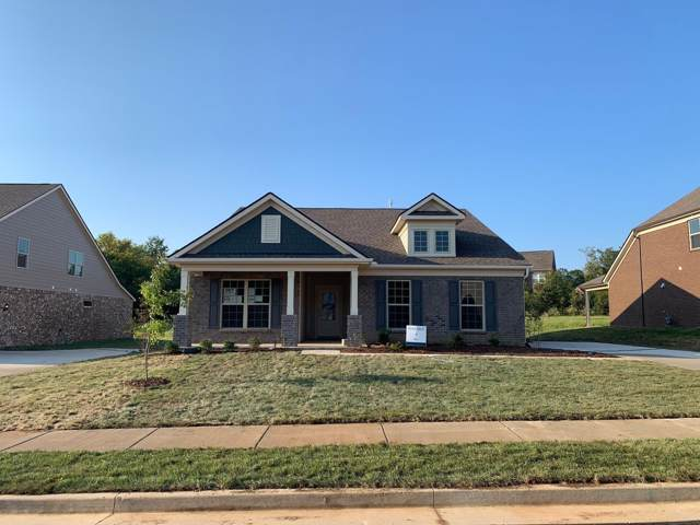 419 Norman Way #7, Hendersonville, TN 37075 (MLS #RTC2119246) :: Village Real Estate