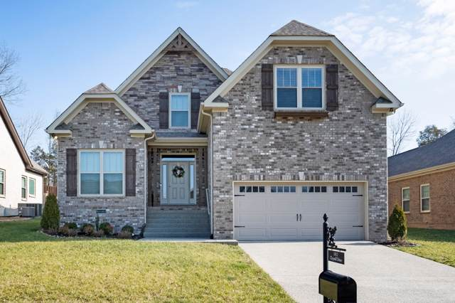 1017 Claymill Dr, Spring Hill, TN 37174 (MLS #RTC2119292) :: REMAX Elite