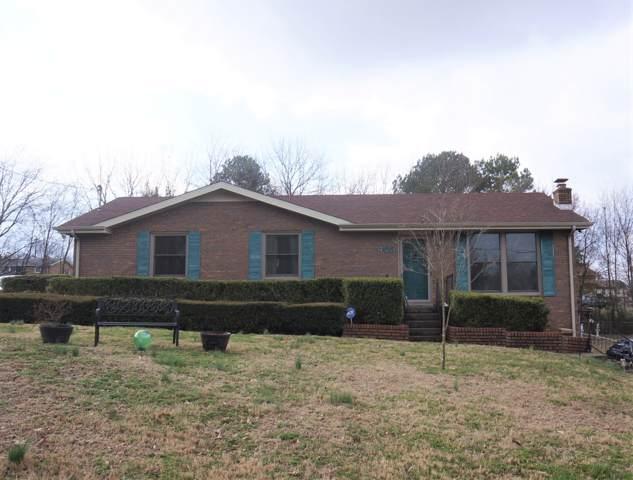 409 Christopher Dr, Clarksville, TN 37042 (MLS #RTC2119375) :: Oak Street Group